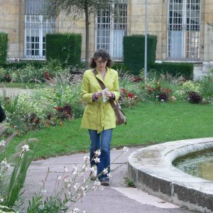 Blogger Cathy Boyle
